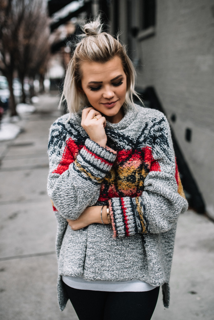 Wild One Forever- Free People Arctic Blast Pullover 4
