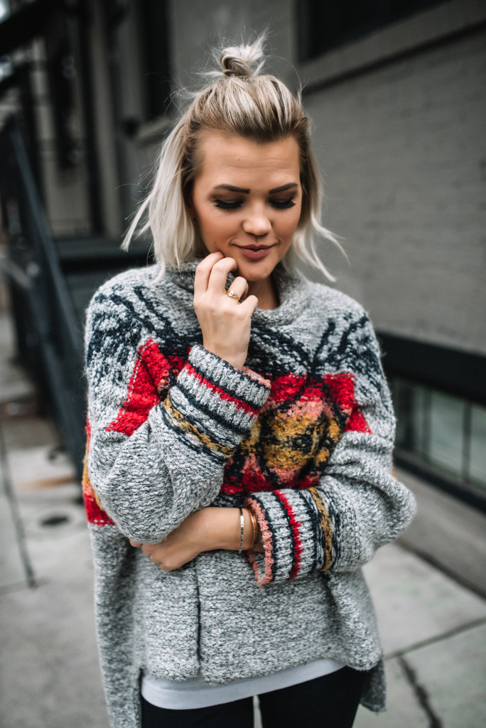 Wild One Forever- Free People Arctic Blast Pullover 5
