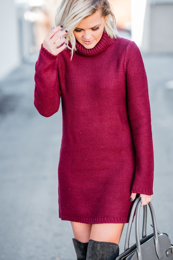 Wild One Forever - Tobi More Time Sweater Dress 3