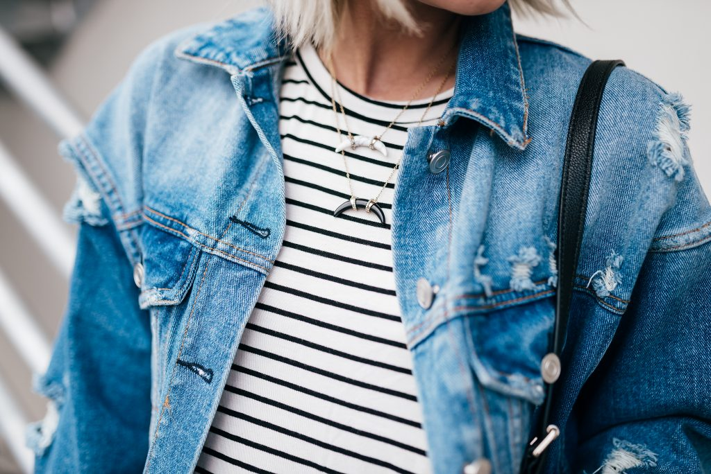 Stella Dot Arc Necklace