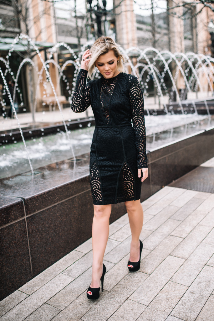 Wild One Forever - Blessed Are The Meek Back Up Dress 5