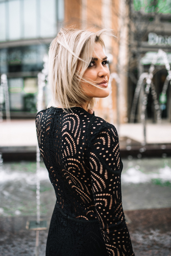 Wild One Forever - Blessed Are The Meek Back Up Dress 6
