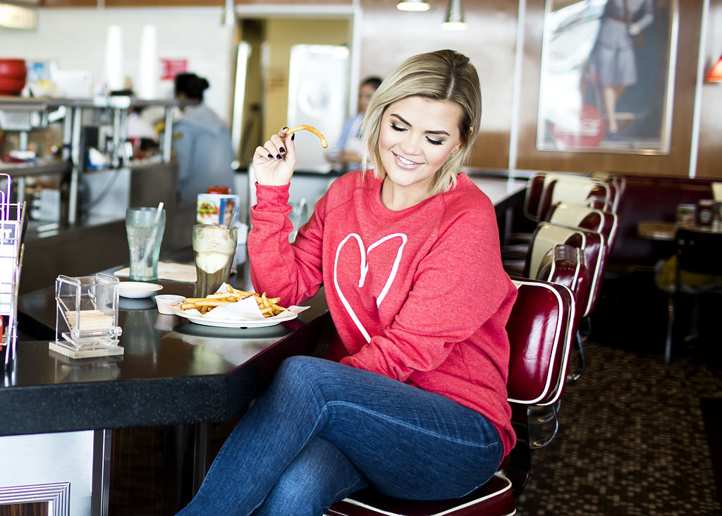 Wild One Forever - Ily Couture Heart Sweatshirt 2