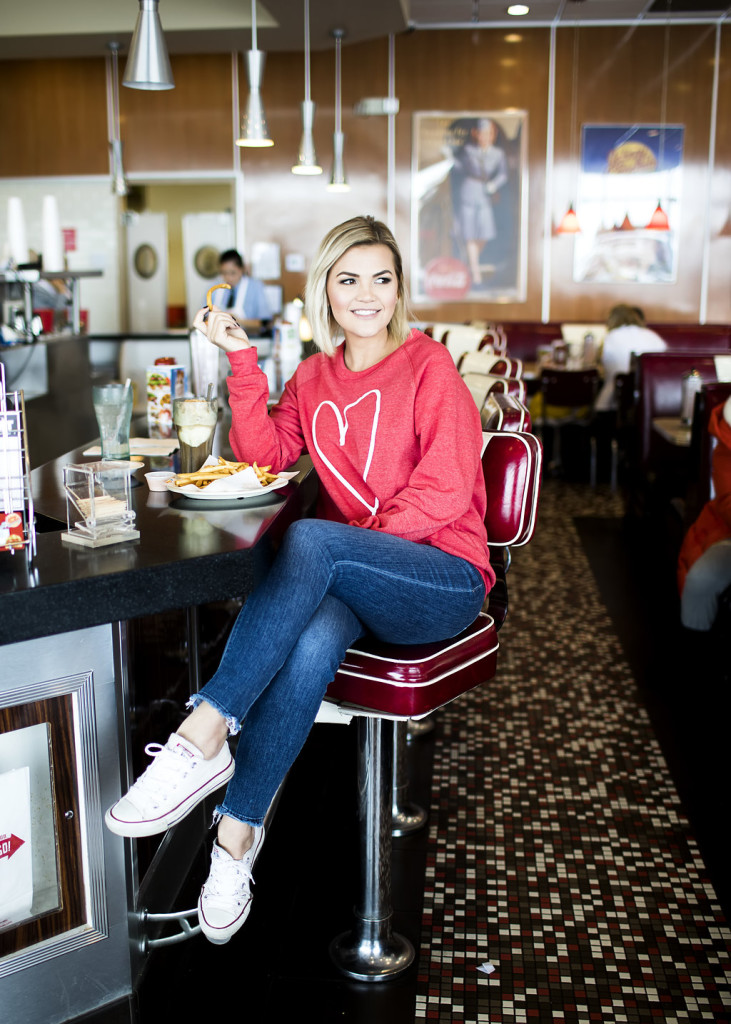 Wild One Forever - Ily Couture Heart Sweatshirt 3