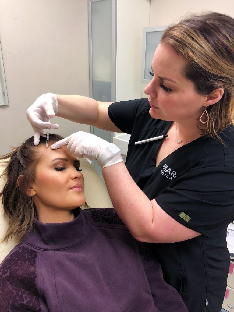 Botox Frequently Asked Questions - Amara Day Spa