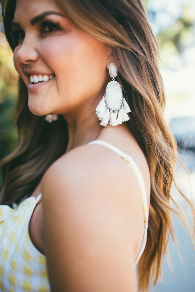 Kendra Scott Tassel Earrings