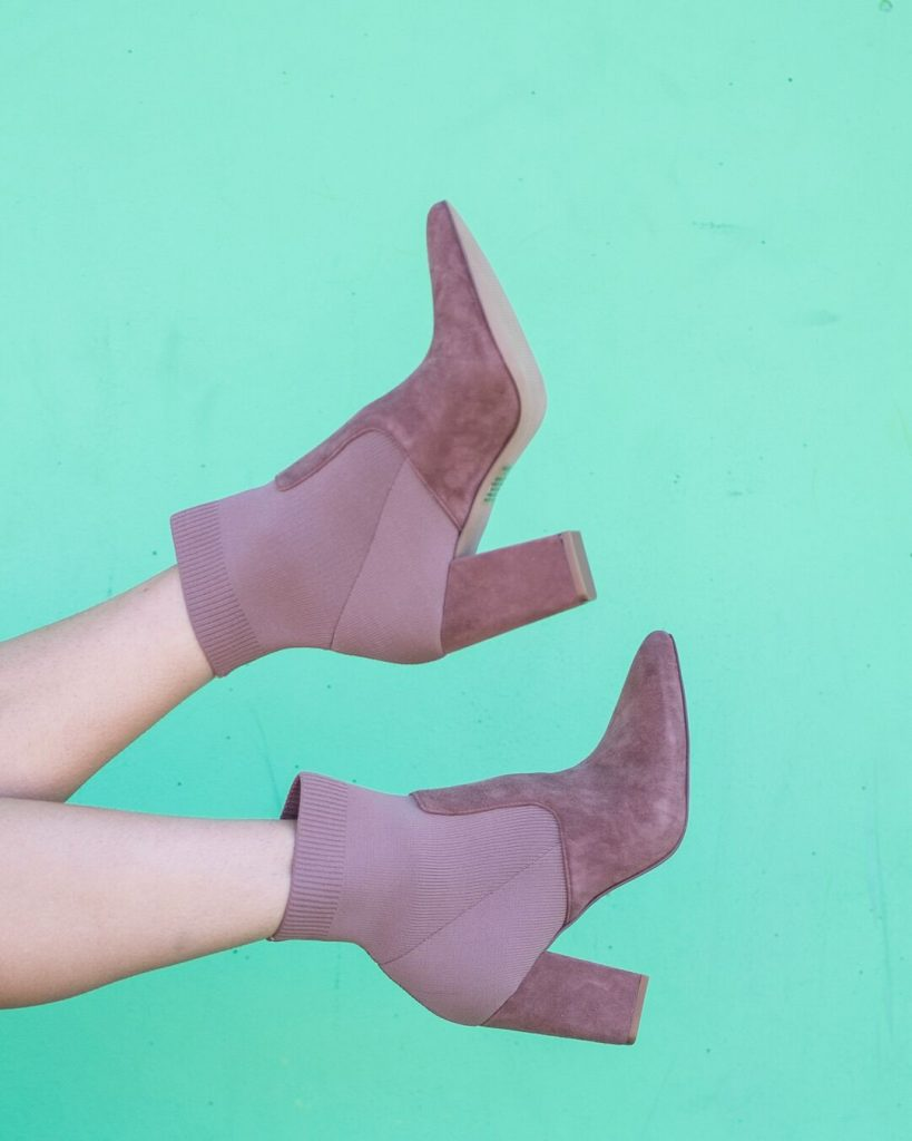 Nordstrom Anniversary Sale 2018 - dusty rose steve madden booties