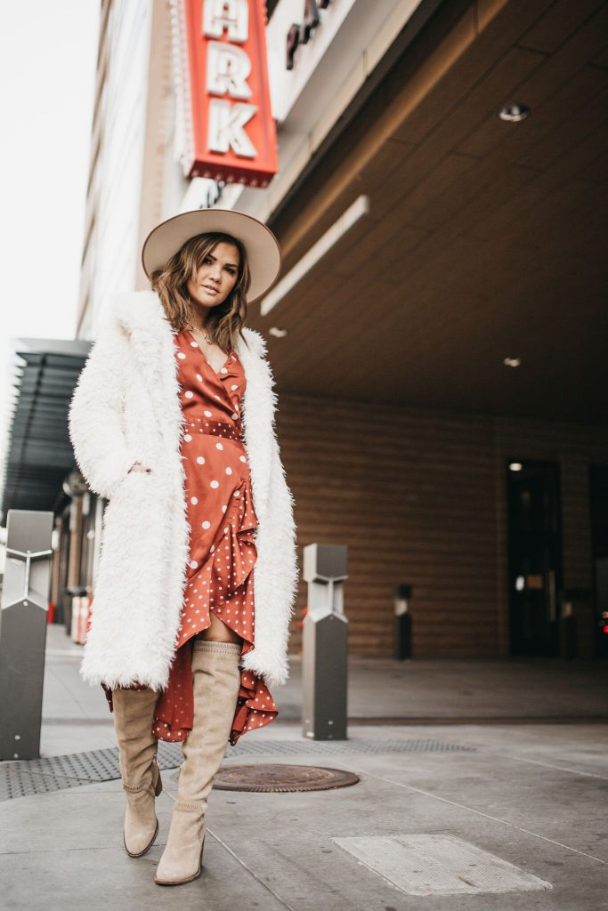 Willow and Clay Chandler Dress and Maxwell Jacket