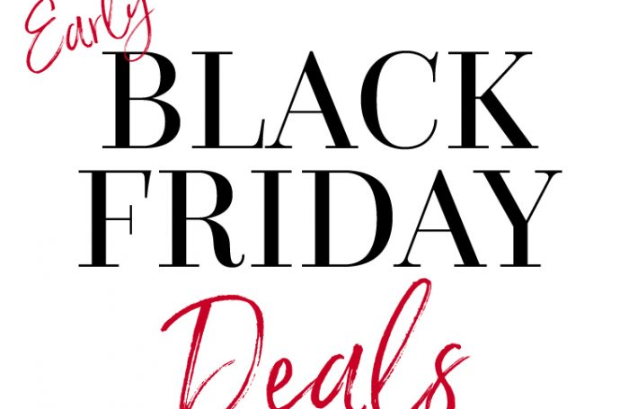 early black friday sales 2019