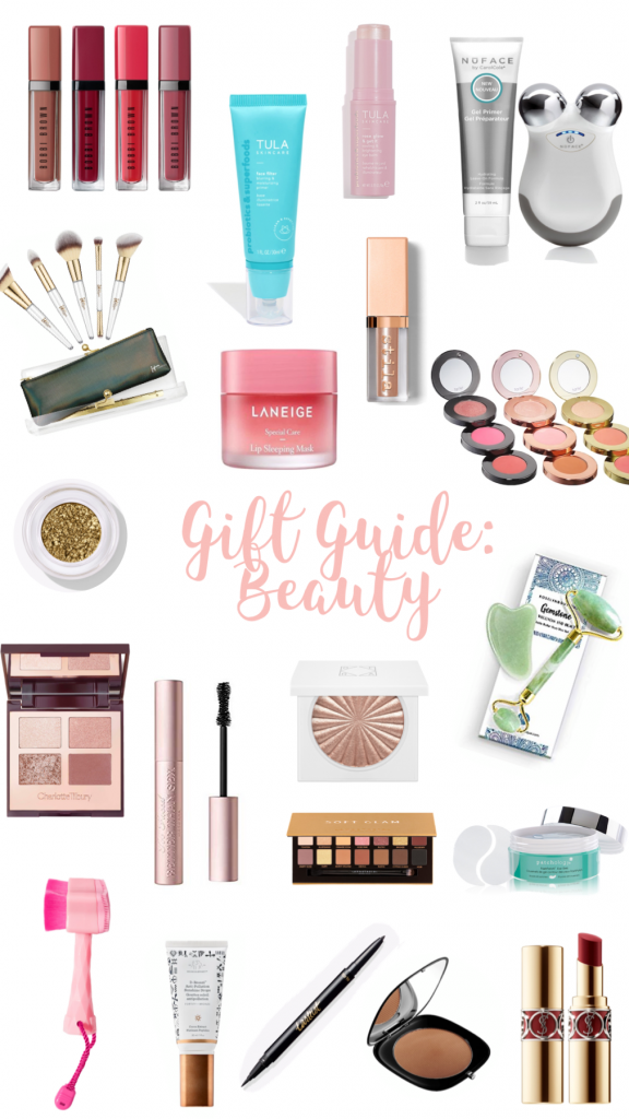 gifts; gift guide; beauty; beauty products