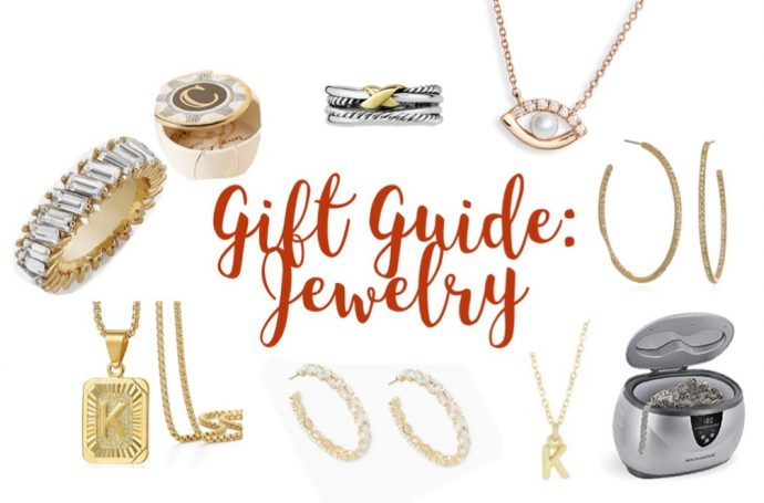 jewelry; gift guide